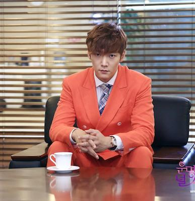 Choi Jin Hyuk as Daniel