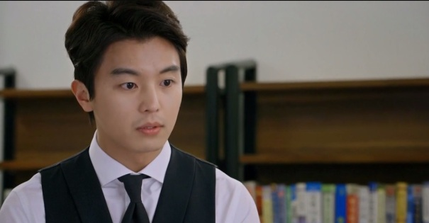 Jung Woo, present day, leading man