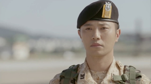 Image result for descendants of the sun seo dae young