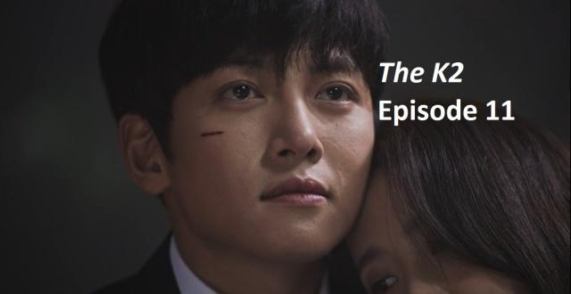 The K2 Episode 11 Recap   amusings