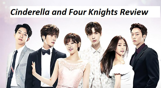 cinderella and four knights ending