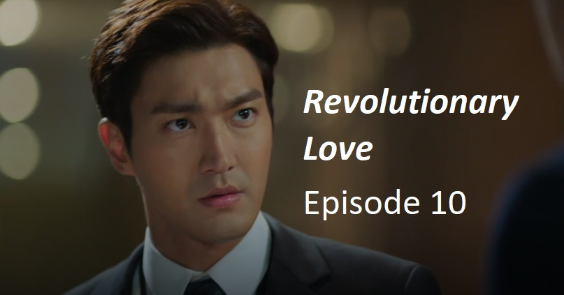 Revolutionary Love Ep 8 Eng Sub