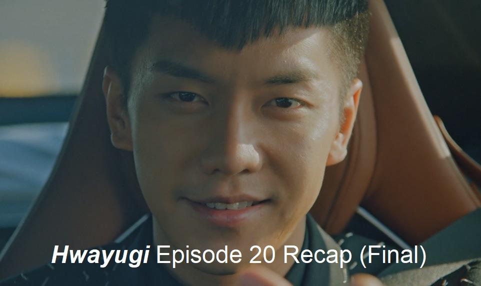 Hwayugi Episode 20 Recap (Final) | amusings