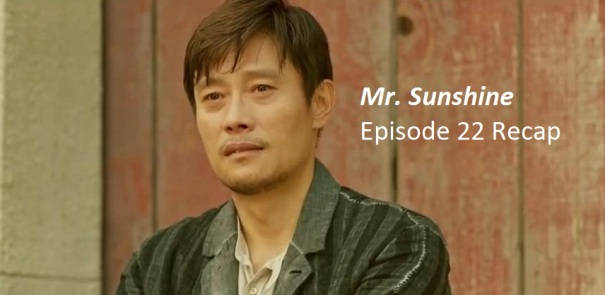 Mr  Sunshine Episode 22 Recap | amusings